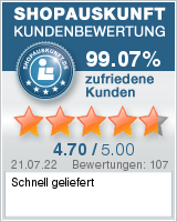 Kundenberwertungen von feuerwerkshop.de