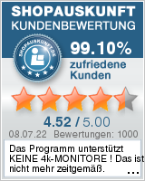 ShopAuskunft.de Siegel